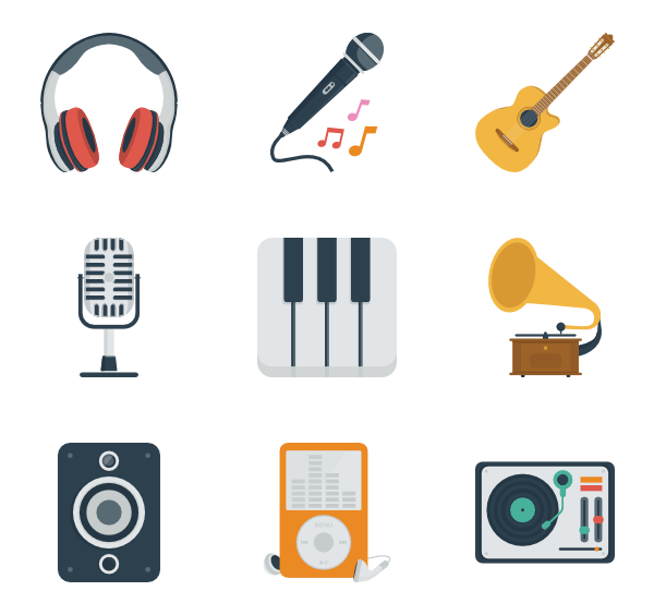 Electronics clipart electronic product.  audio icon packs