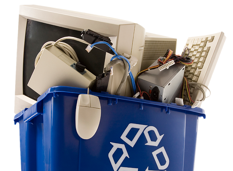 Electronics clipart electronic recycling. Joliet adds option for