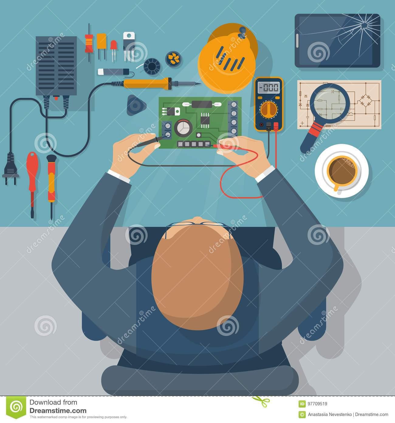 Electronics clipart electronics repair. Portal