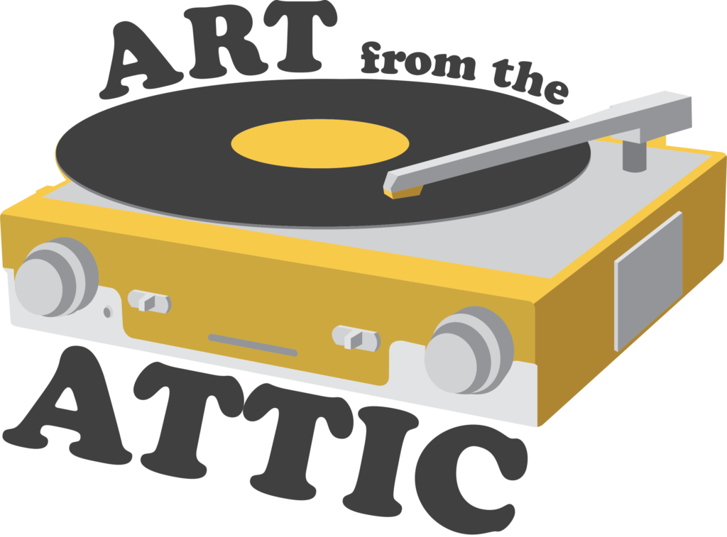 Art from the attic. Electronics clipart electronics store