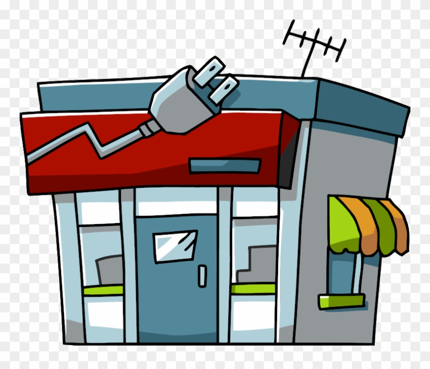 Png download . Electronics clipart electronics store