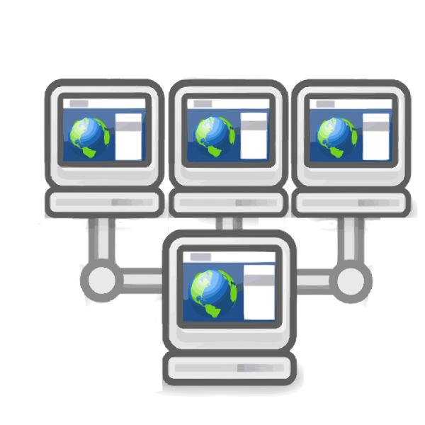 Electronics clipart internet symbol. Clip art at clker