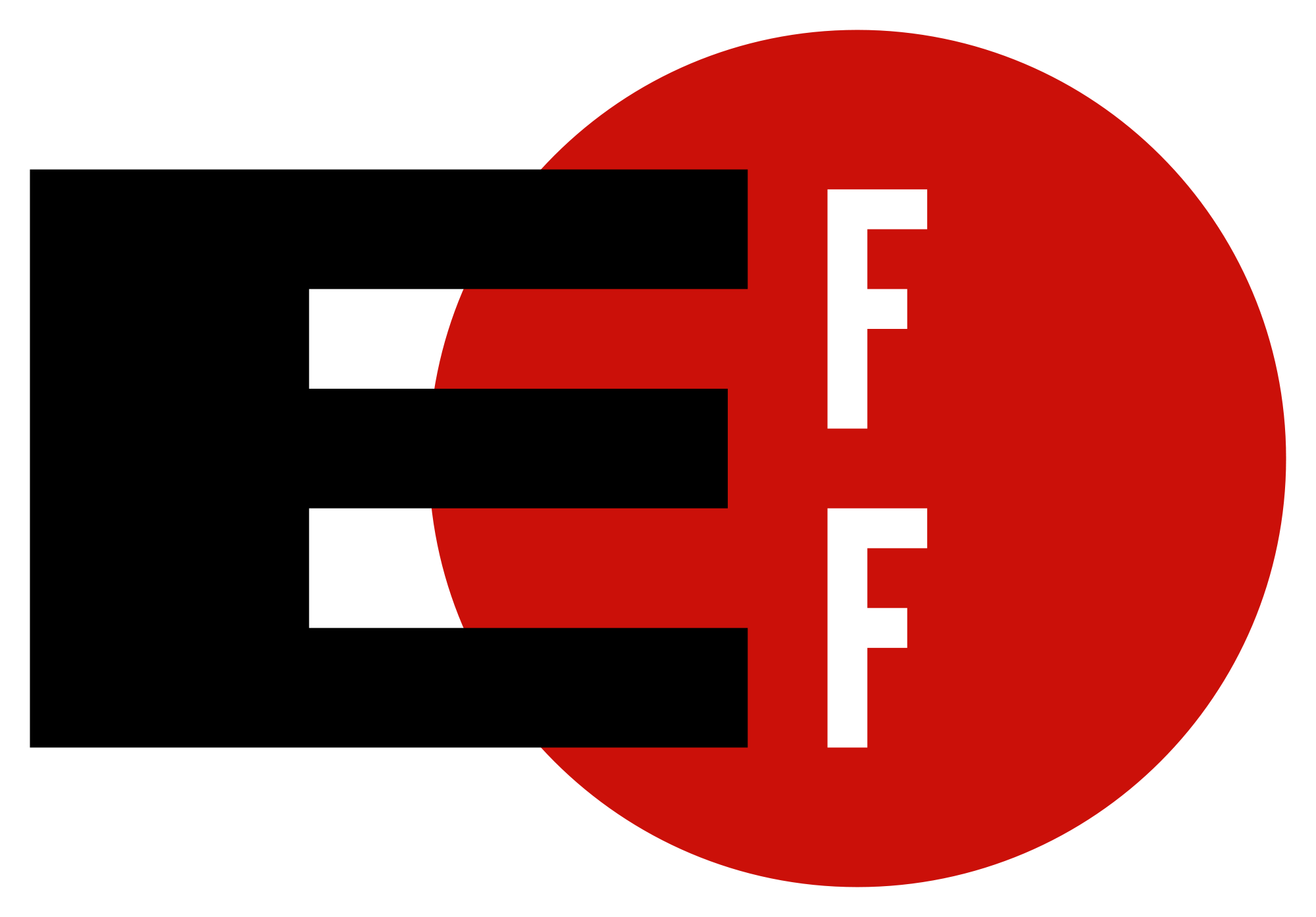 Electronics clipart internet symbol. Electronic frontier foundation know