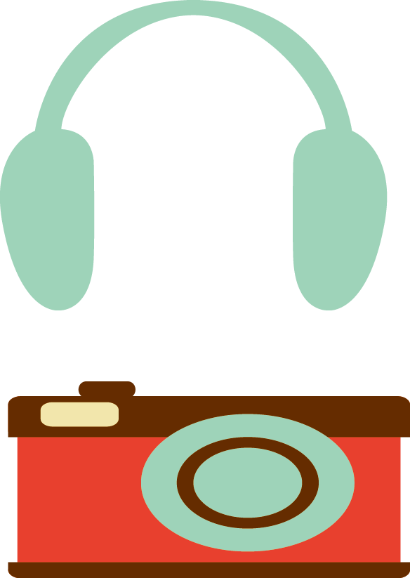 Electronics clipart music thing. Headphones clip art transprent