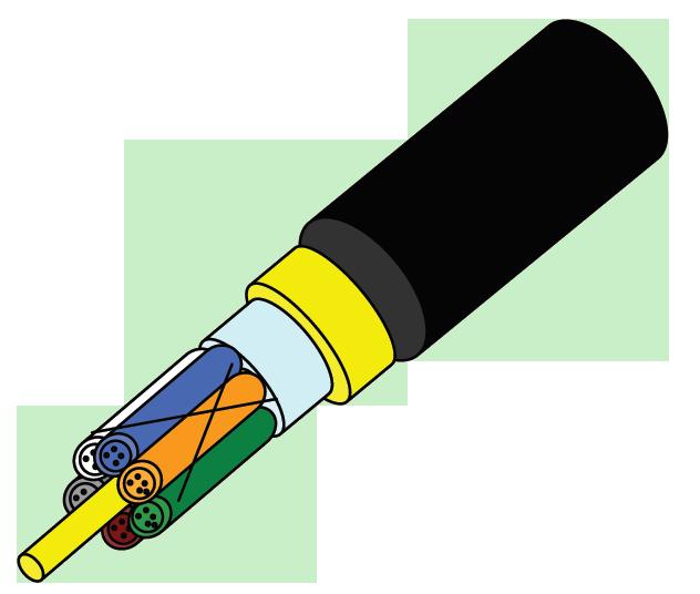 Electronics clipart network cable. West coast optilinks pix