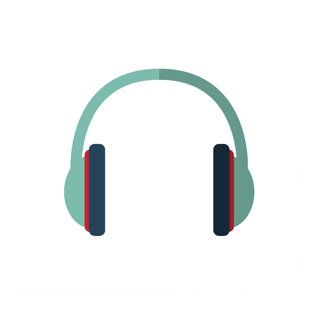 Headphones clip art green. Electronics clipart personal thing