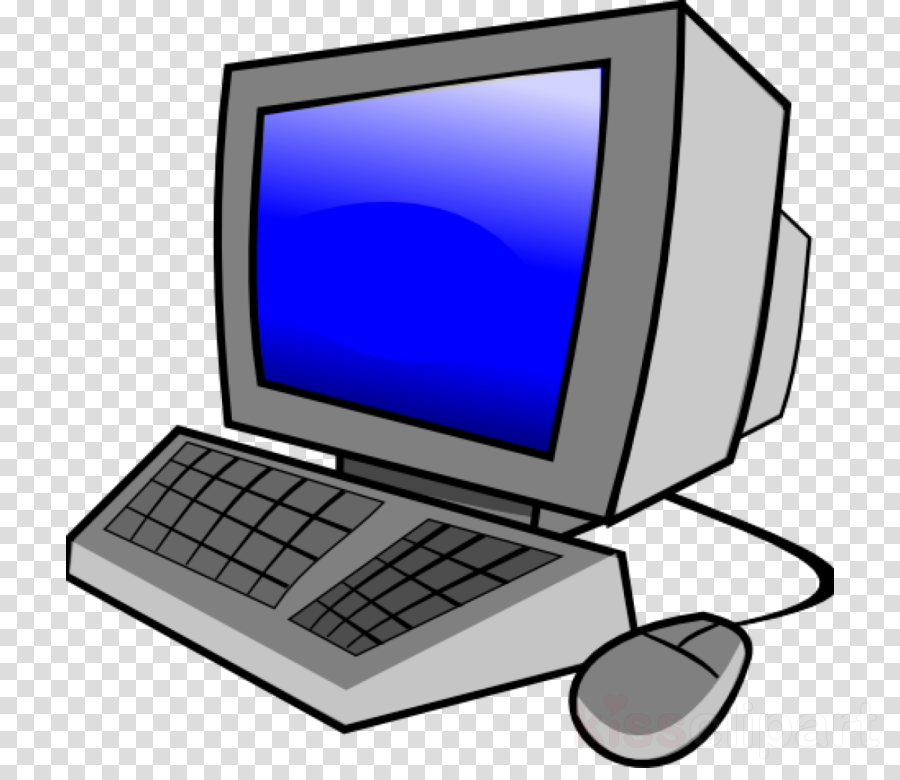 Electronics clipart personal thing. Laptop cartoon transparent clip