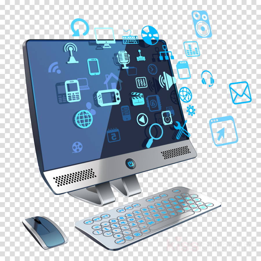 Electronics clipart personal thing. Technology electronic device computer