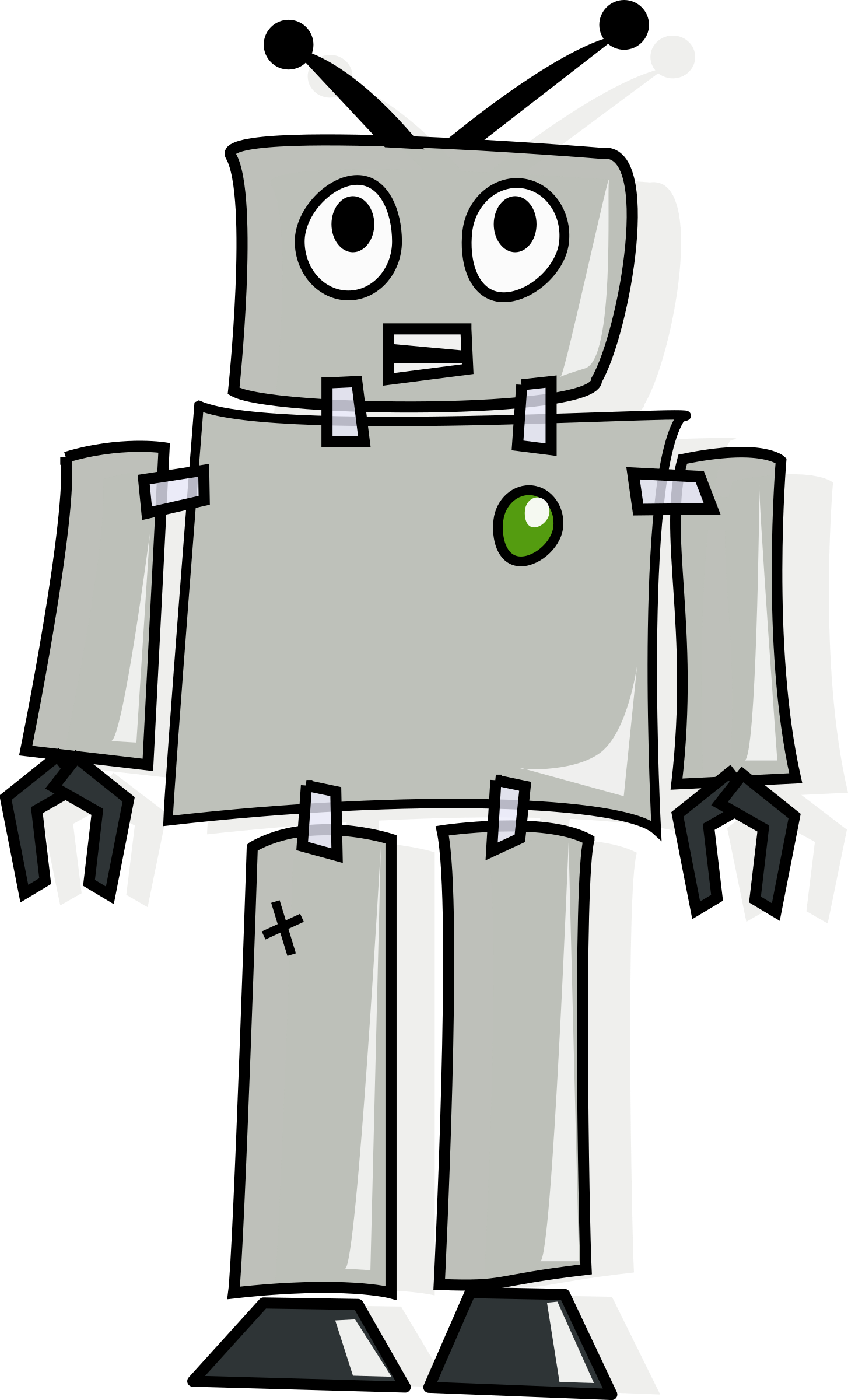 Robot png image purepng. Electronics clipart style