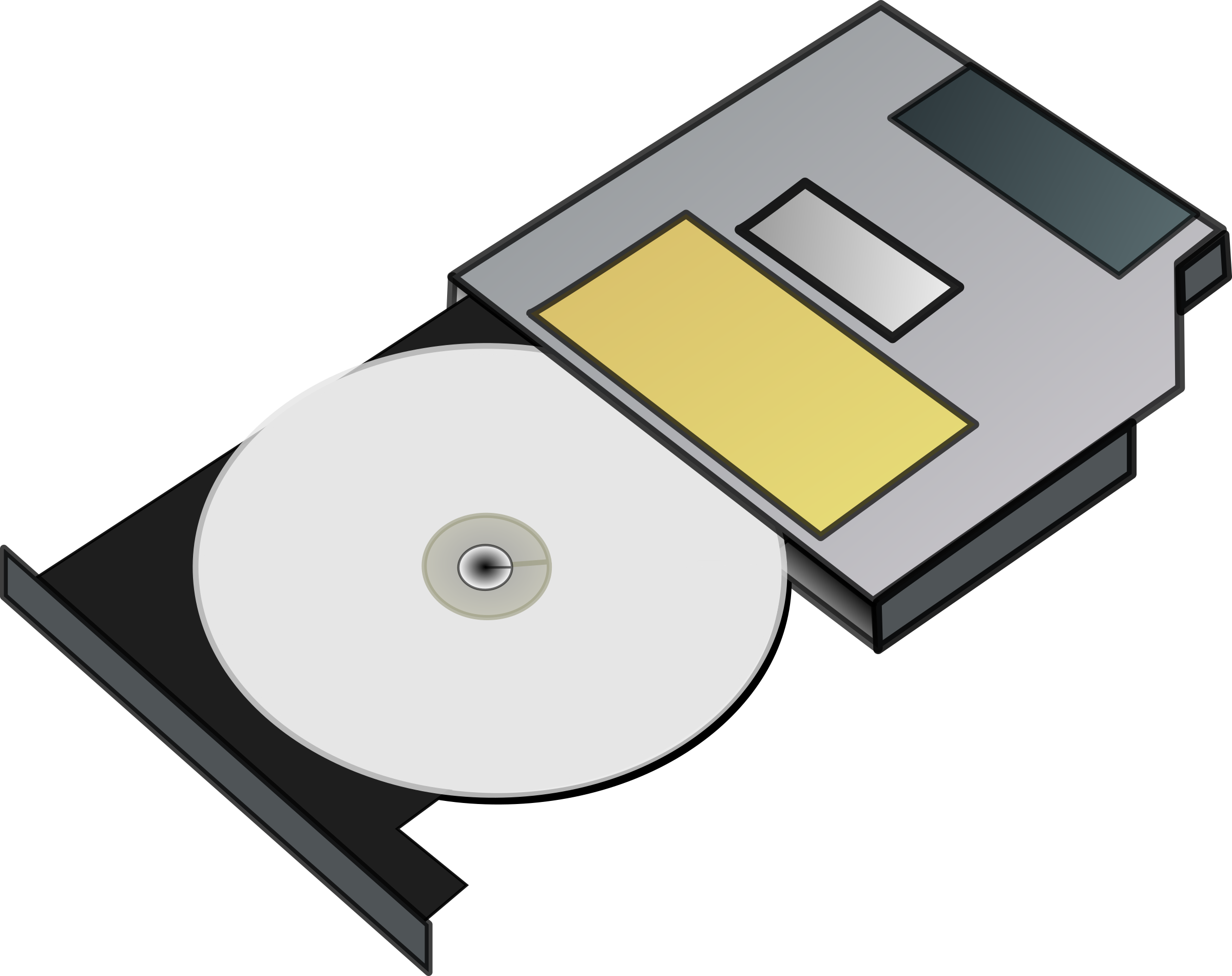 Electronics clipart vector. Storage medium clipground