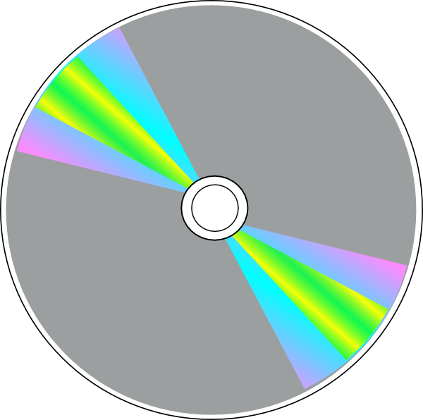 Electronics clipart vector. Disc clip art at