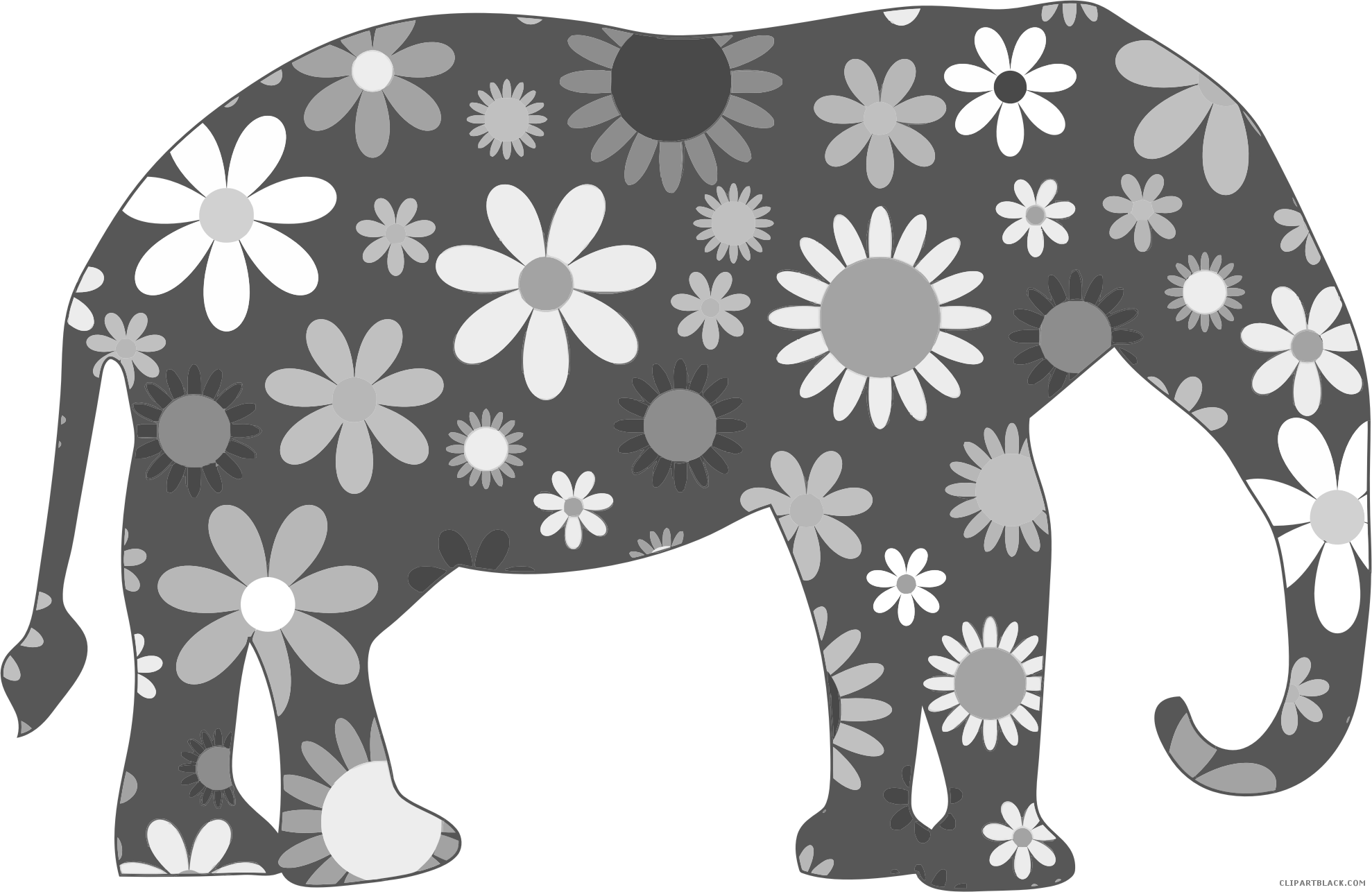 Elephant Clipart Black And White Elephant Black And White Transparent Free For Download On Webstockreview 2020 To view the full png size resolution click on any of the below. elephant clipart black and white