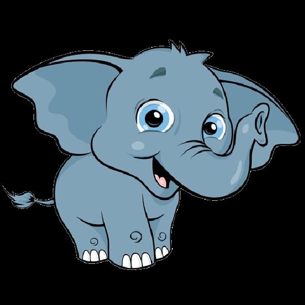 Elephant clipart transparent background, Elephant ...