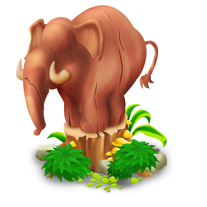 Image - Wooden Elephant.png   Hay Day Wiki   FANDOM powered by Wikia