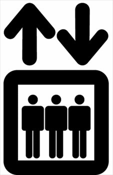 Elevator clipart. Free graphics images and