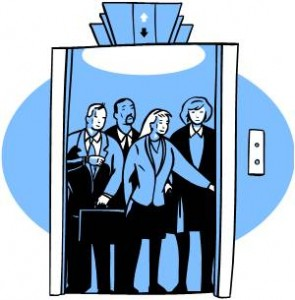 Elevator clipart. How s your speech