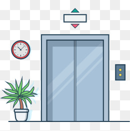 Png vectors psd and. Elevator clipart