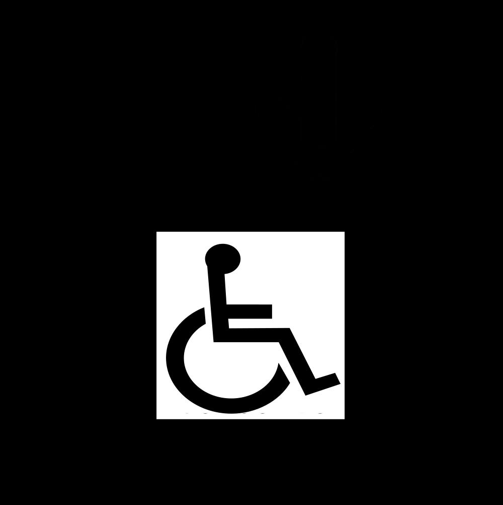 File aiga elevator handicap. February clipart sign