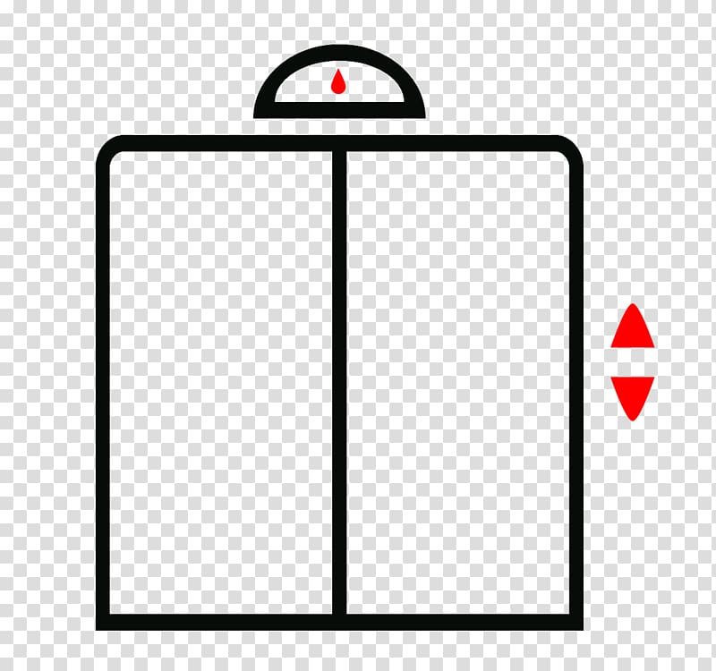 Cartoon d others background. Elevator clipart transparent