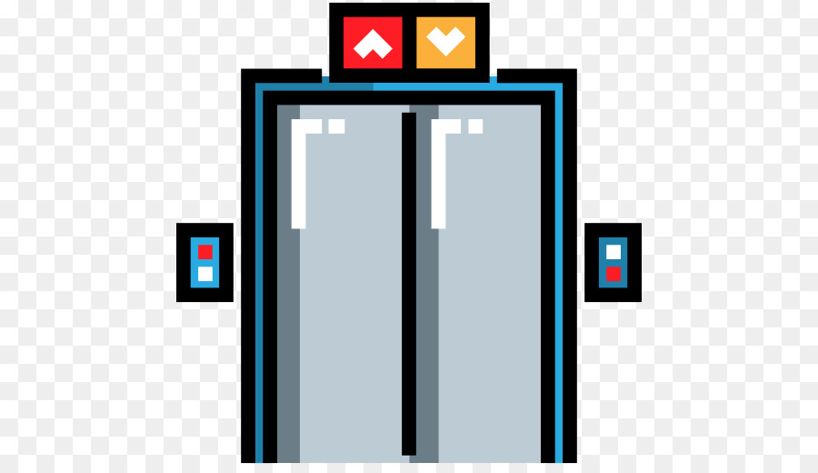 Building background technology . Elevator clipart transparent