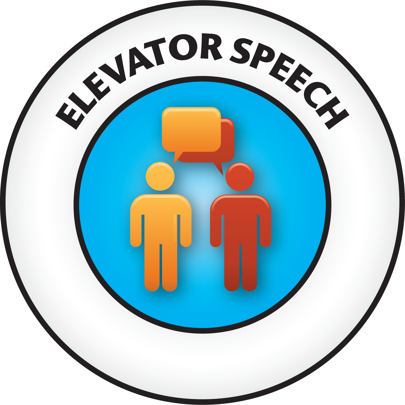 Short bio pitch speech. Elevator clipart transparent