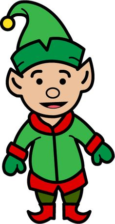 Elves clipart. Free christmas elf cliparts
