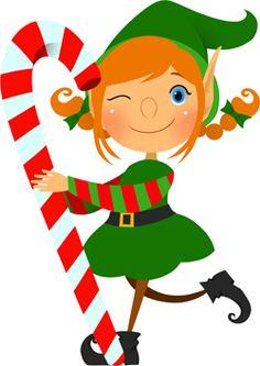png pinterest natal. Elf clipart