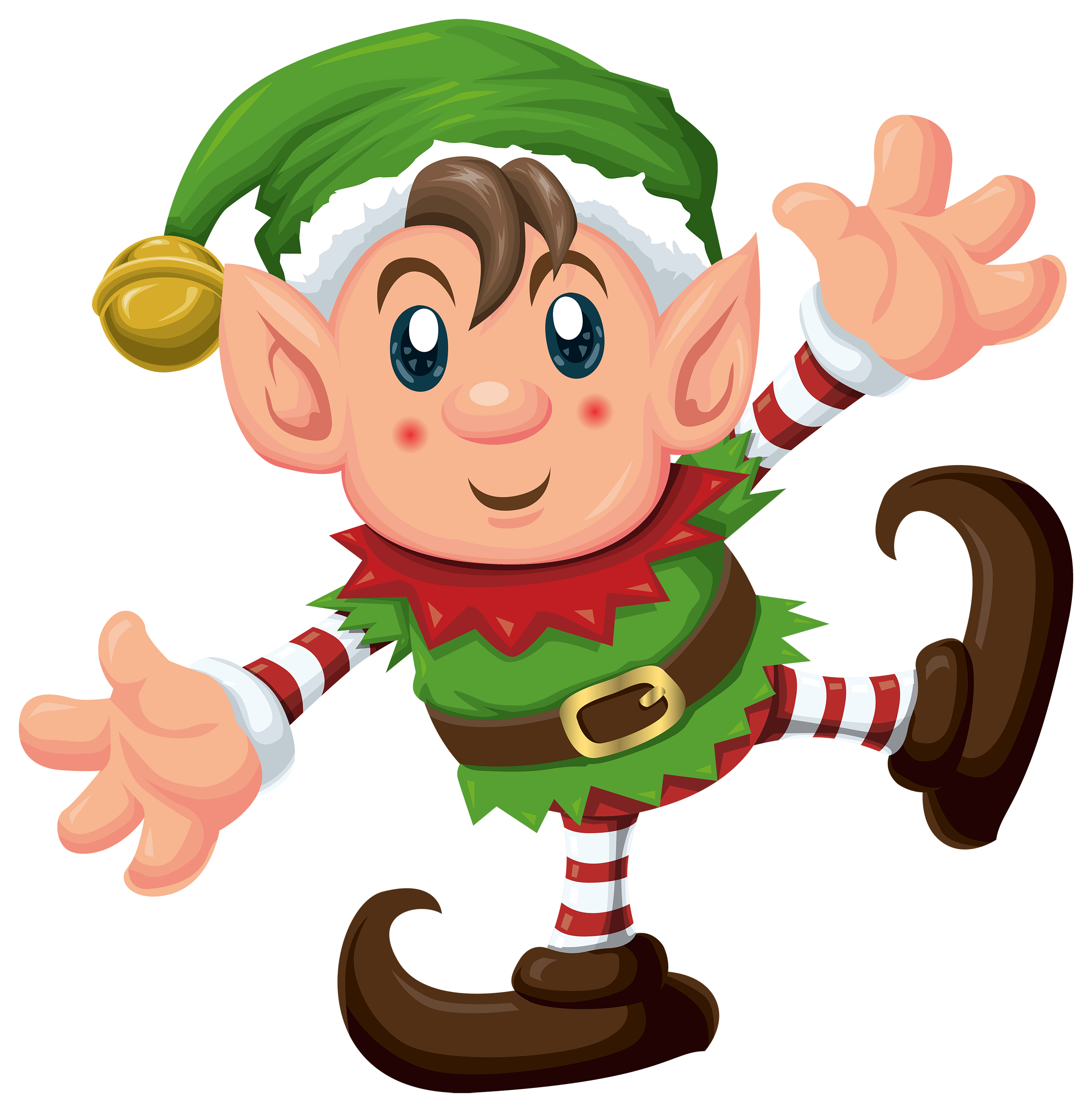 Elves clipart. Cute elf png pinterest
