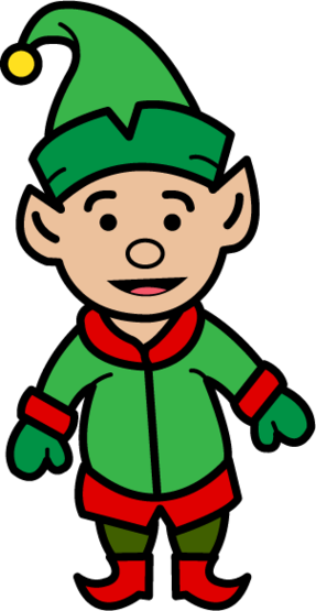 Elf free to use. Elves clipart