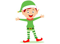 Search results for clip. Elf clipart