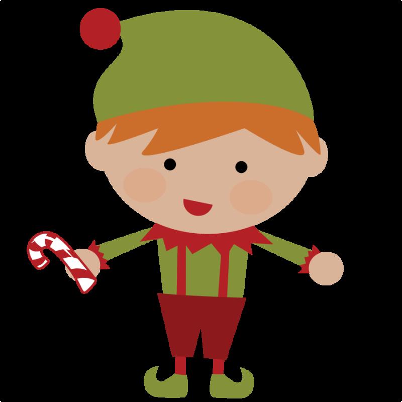 elf clipart adorable