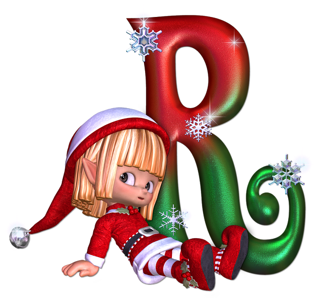 Elves clipart monogram. Pin by marina on