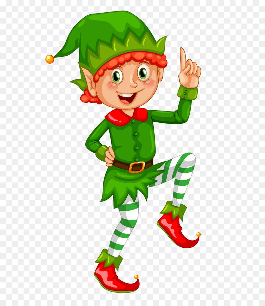 Kiss clipart elf. Christmas tree plant