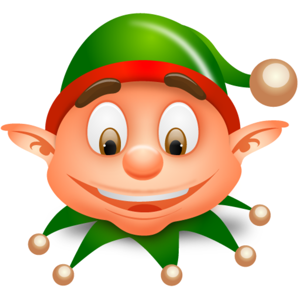 The holiday site christmas. Elves clipart workshop