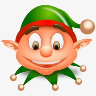 Christmas . Elves clipart elf face