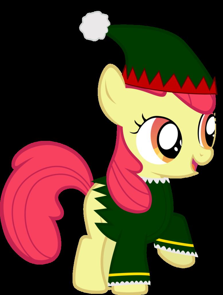 Elves clipart flying. Apple bloom the elf