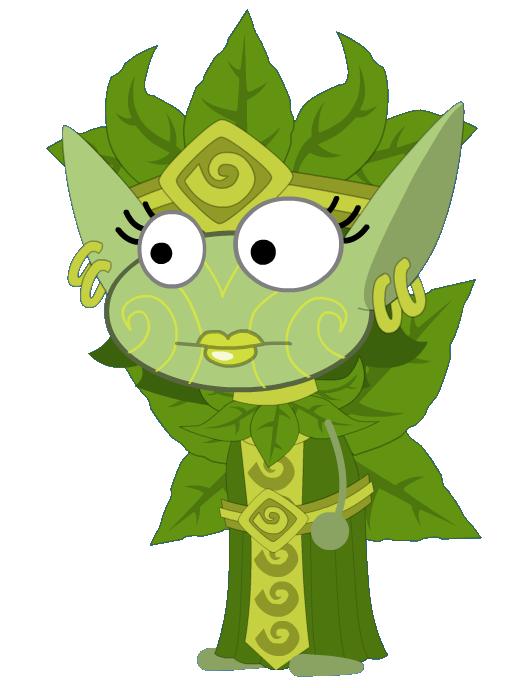 Elf clipart forest. Queen poptropica wiki fandom
