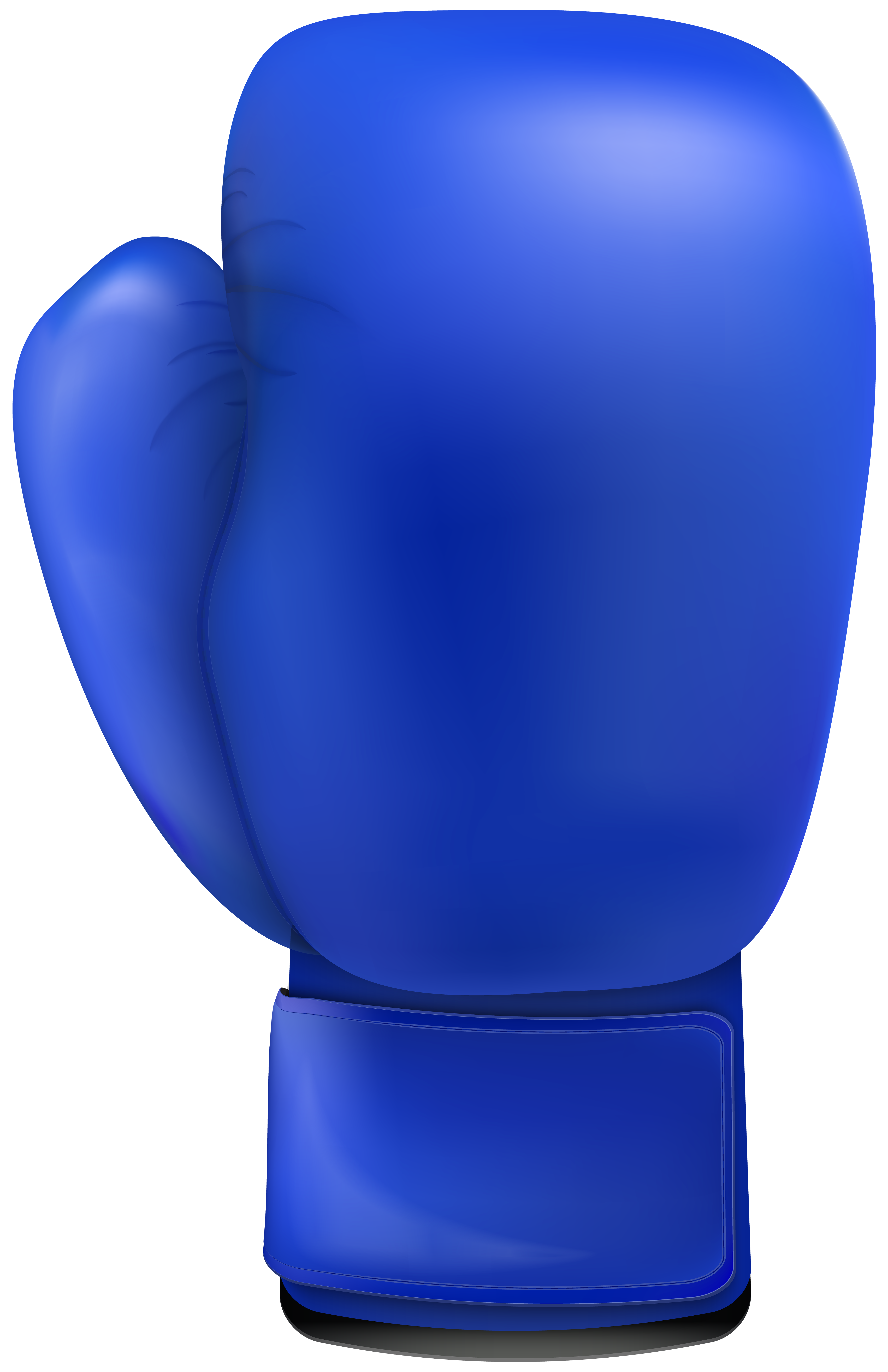 Boxing png clip art. Gloves clipart blue glove