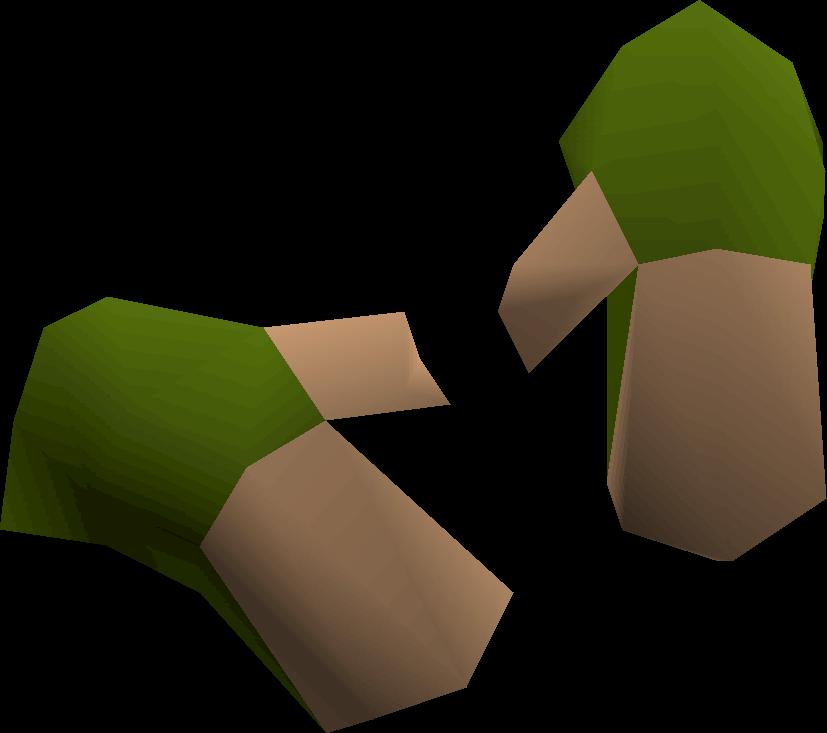 elf clipart glove