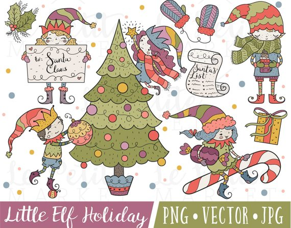 Holiday images christmas clip. Elf clipart hands