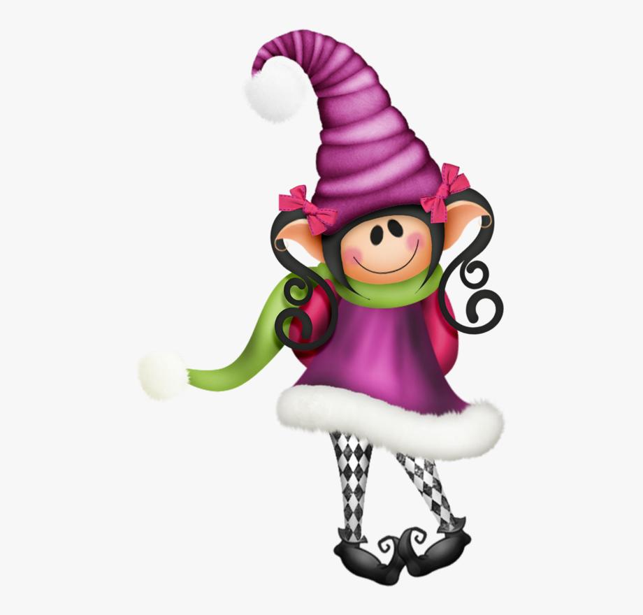 Elves clipart pink. Personnages illustration individu personne