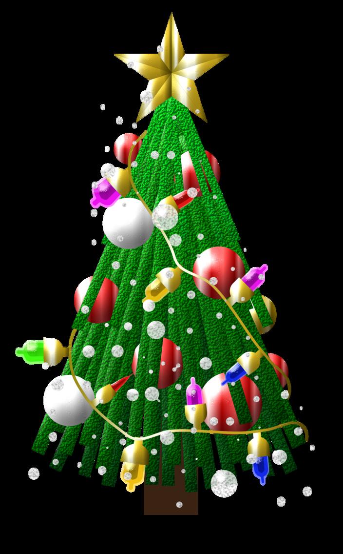 Zombie clipart christmas. Arbolito navidad by bbvzla