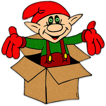 Moving clipart elf. Free funny cliparts download