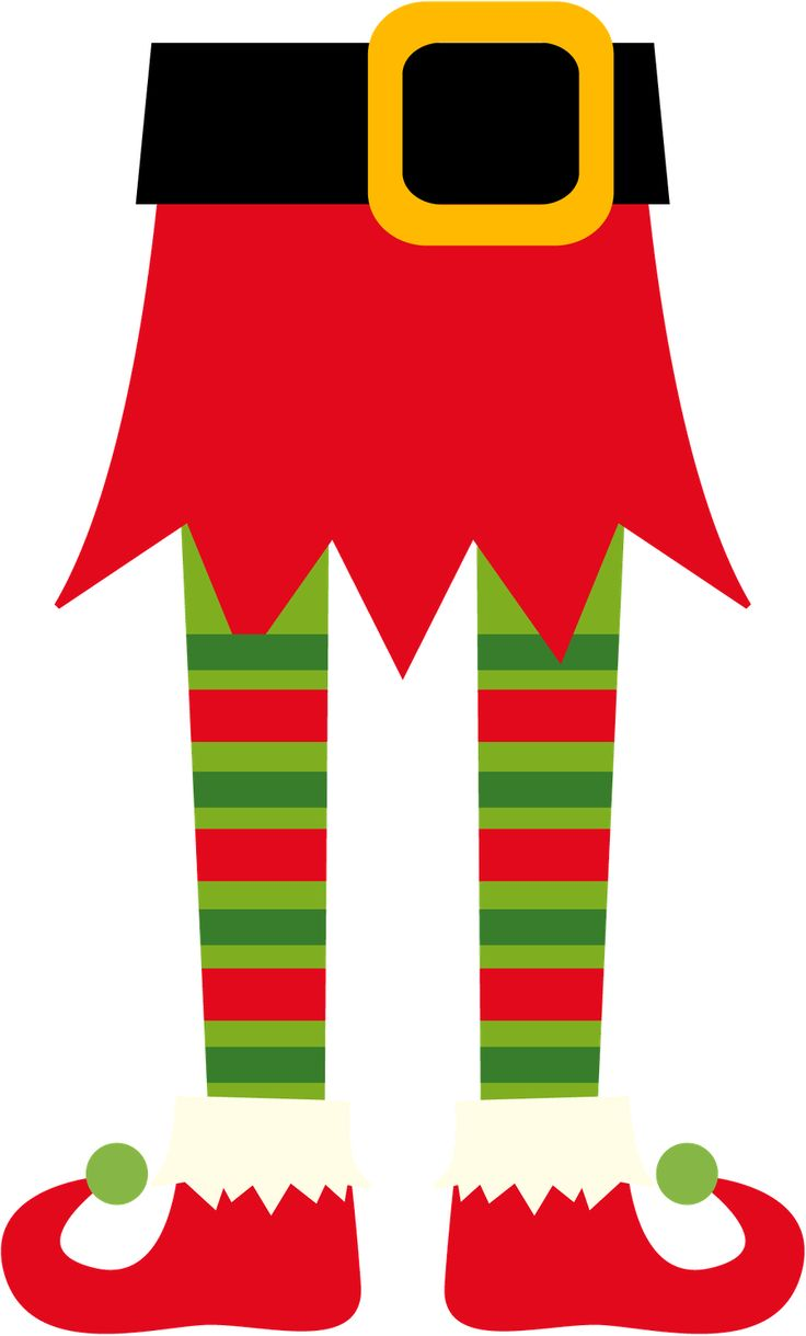 Free legs cliparts download. Elf clipart socks