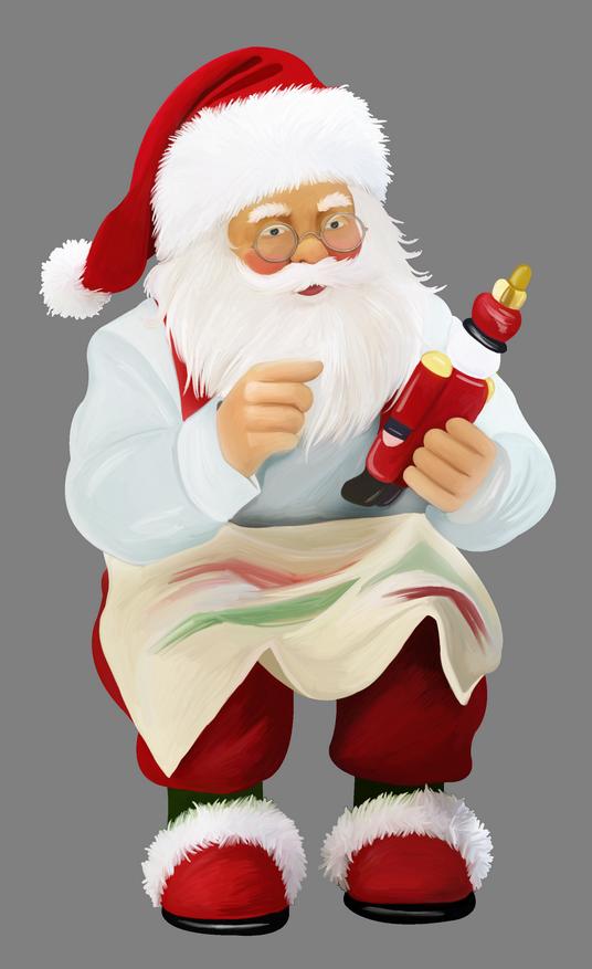 Elves clipart spirit.  el png natal