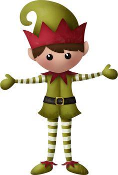 Elves clipart spirit. Elf christmas clip art