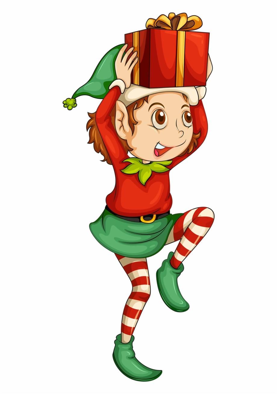 Christmas elf boot clip. Elves clipart top