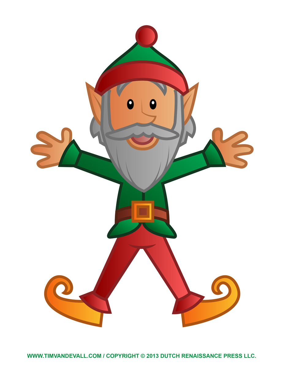 Free picture of a. Elves clipart cut out