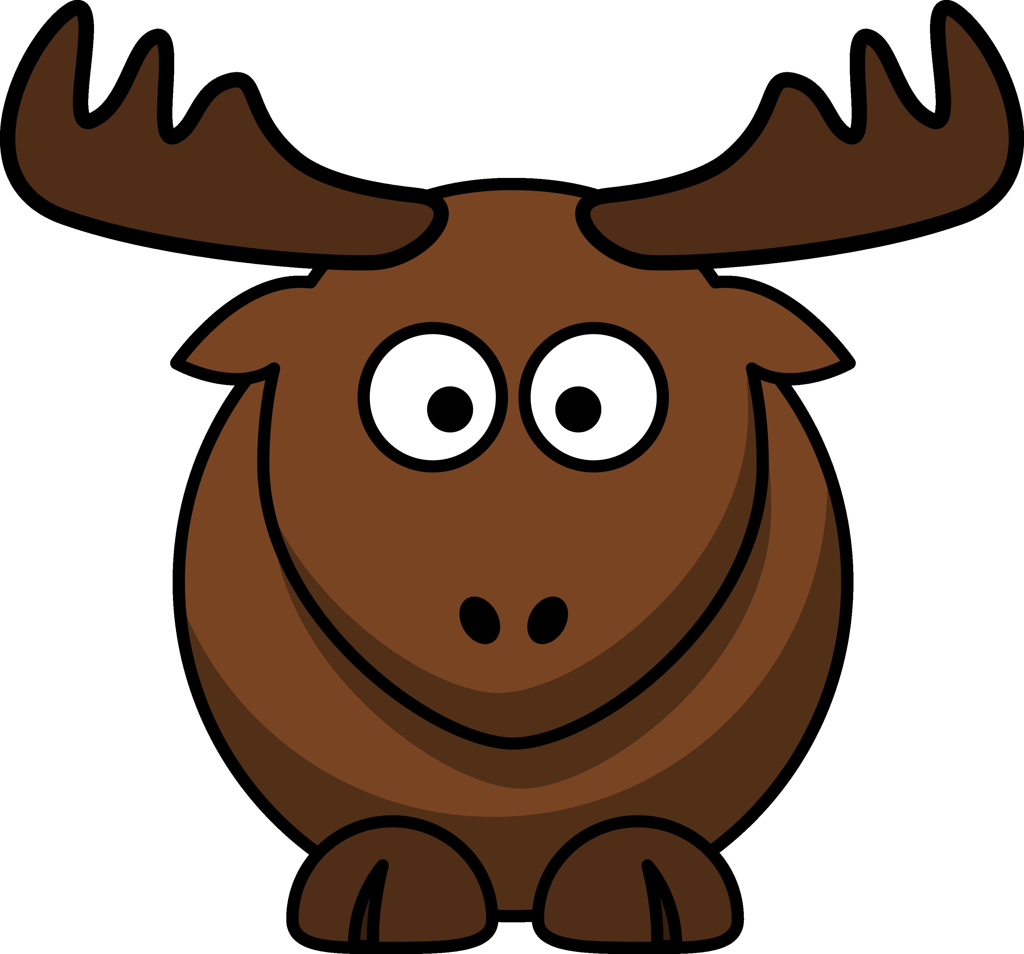 Elk clipart. Clip art panda free