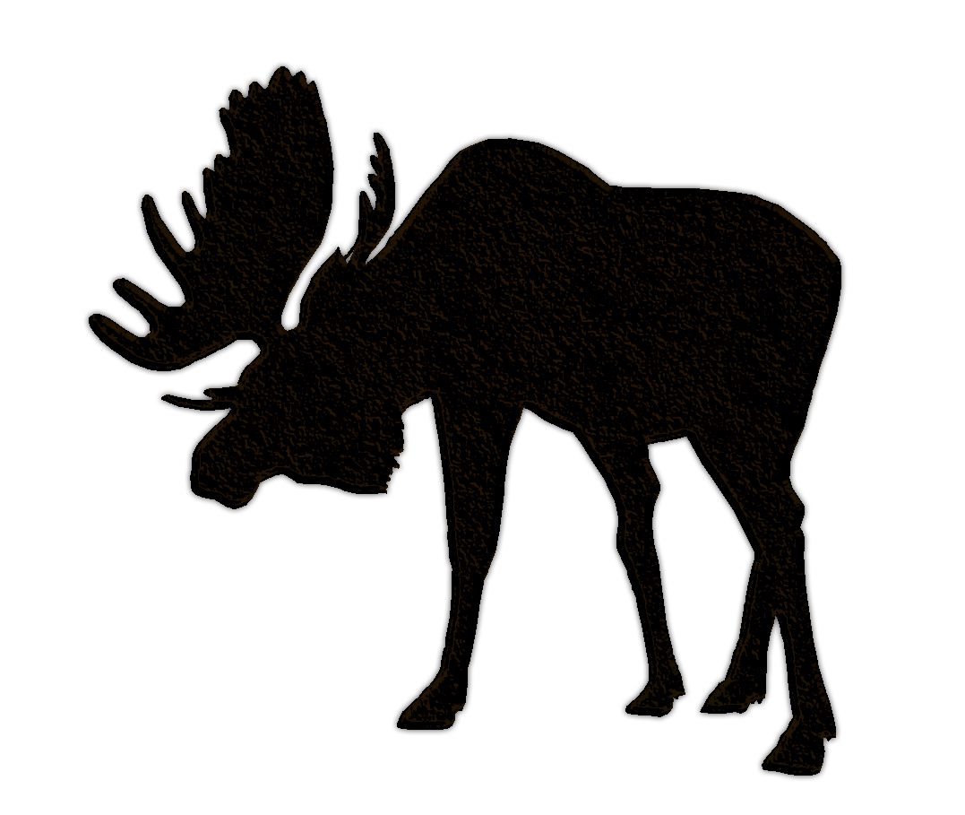 Hunting cliparthot of maine. Elk clipart barasingha
